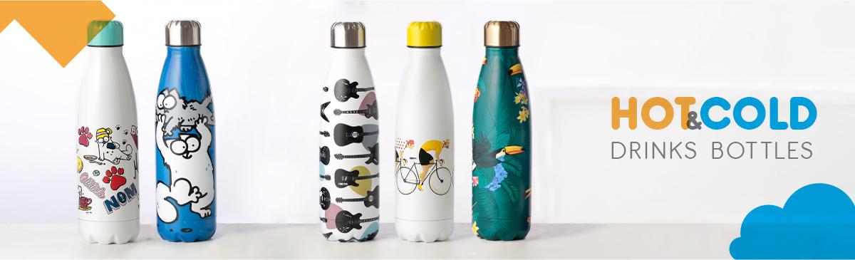 Hot & Cold Drinks Bottles